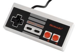 Nintendo-kontroll